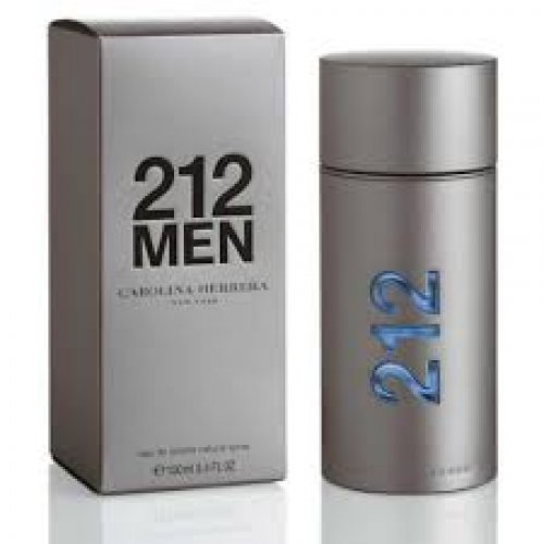 Foto: Версія аромату Carolina Herrera 212 Men