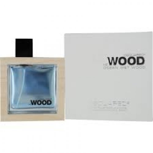 Версия аромата DSQUARED² He Wood Ocean Wet Wood
