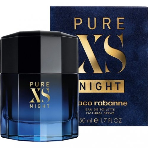 Версія аромату Paco Rabanne Pure XS Night