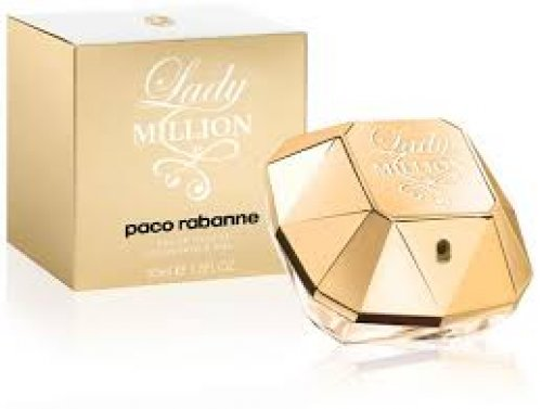 Версія аромату Paco Rabanne Lady Million