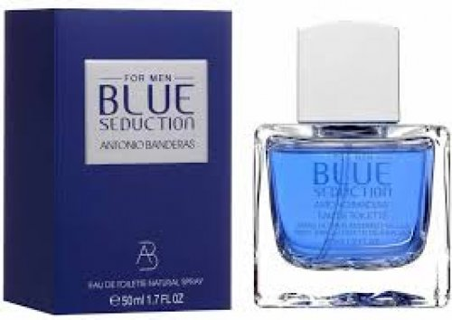 Версия аромата Antonio Banderas Blue Seduction