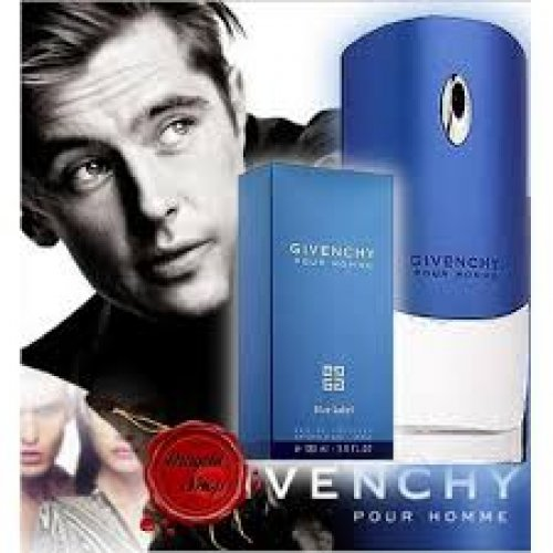 Фото: Givenchy pour Homme Blue Label - Foto  N3