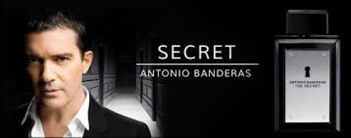 Фото: Версия аромата Antonio Banderas The Secret - Foto  N2