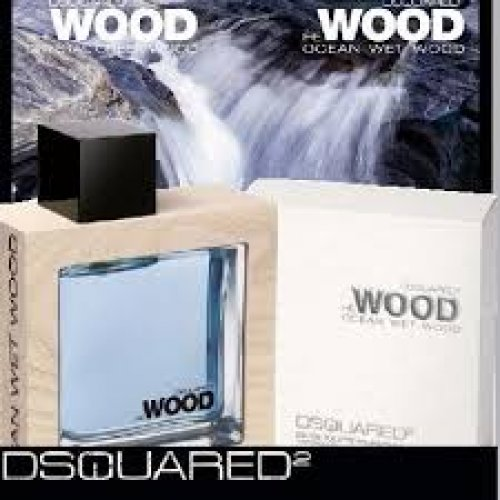 Фото: Версия аромата DSQUARED² He Wood Ocean Wet Wood - Foto  N2