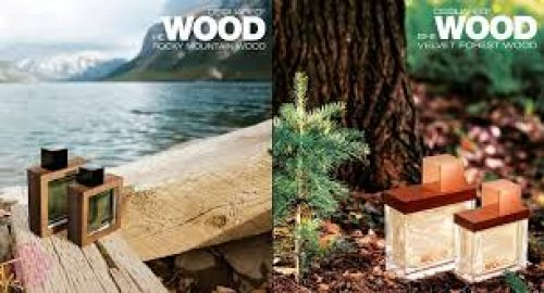 Фото: Версия аромата DSQUARED² He Wood Ocean Wet Wood - Foto  N3