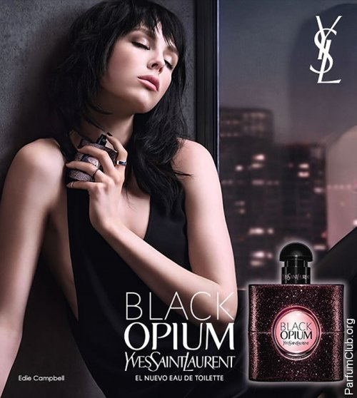 Фото: Yves Saint Laurent Black Opium - Foto  N2