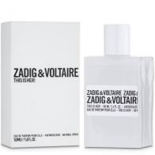 Версия аромата Zadig & Voltaire This is her